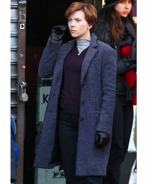 Marriage Story Scarlett Johansson Coat