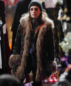 Mr. Robot Fur Coat