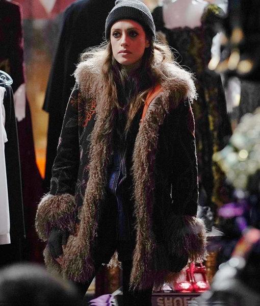 Mr. Robot Fur Coat