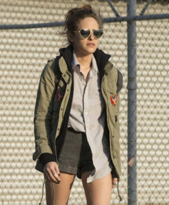 Darlene Greeni Military Jacket