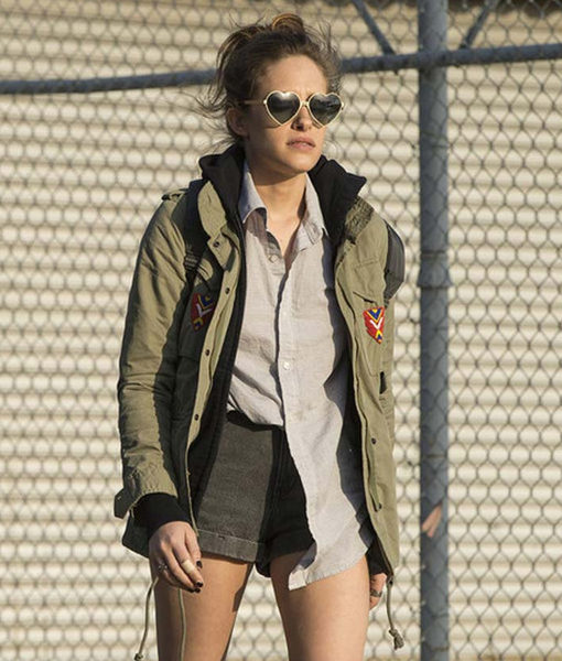 Darlene Greeni Military Jacket