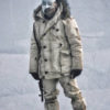 No Time To Die Safin Hooded Parka Coat
