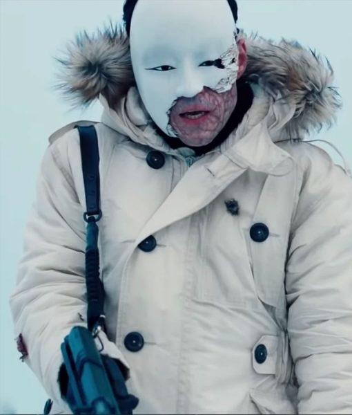 Safin Hooded Parka Coat
