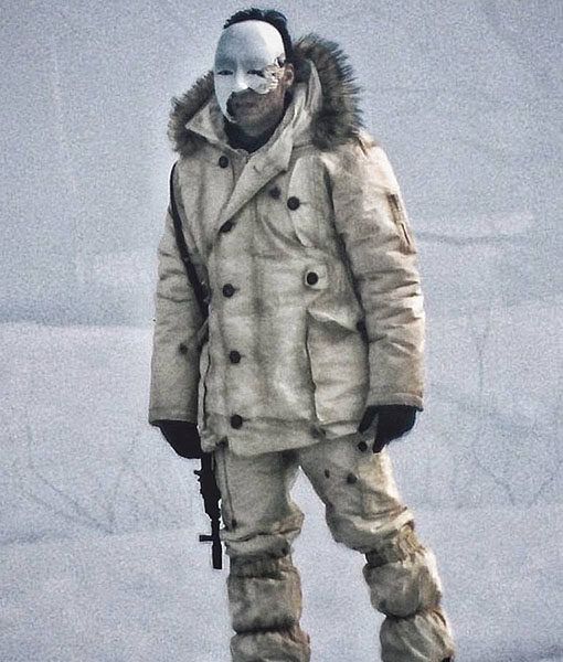 No Time To Die Parka Coat