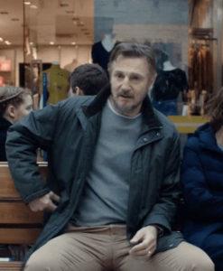 Liam Neeson Tom Coat