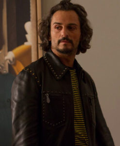 Alberto Crespo Jacket