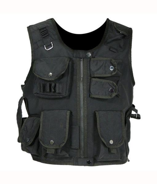 Roman Reigns WWE Shield Tactical Vest
