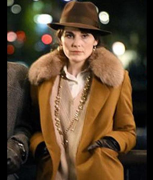 The Gentlemen Rosalind Brown Trench Coat