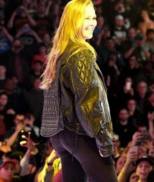 Ronda Rousey Bomber Jacket