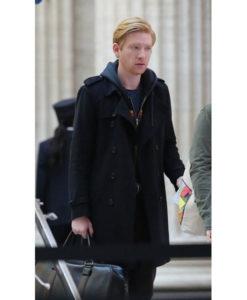 Run's Billy Johnson Black Coat