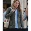 Ruby Green Jacket