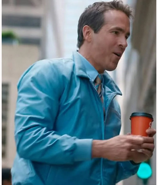 Ryan Reynolds Jacket