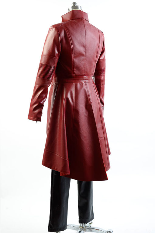 Scarlet Witch War Coat With Vest