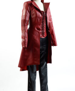 Scarlet Witch Civil Coat