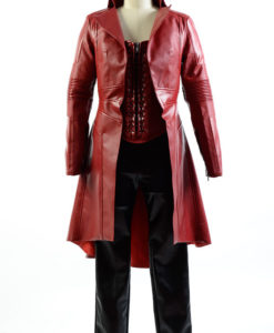 Scarlet Witch Civil War Coat