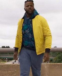 Hawk Yellow Jacket