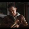 Mark Wahlberg Brown Leather Jacket