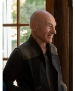 Star Trek Jean-Luc Picard Jacket
