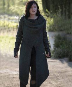Dahj Coat With Hood