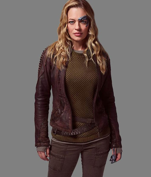 Star Trek Picard Seven Of Nine Jacket