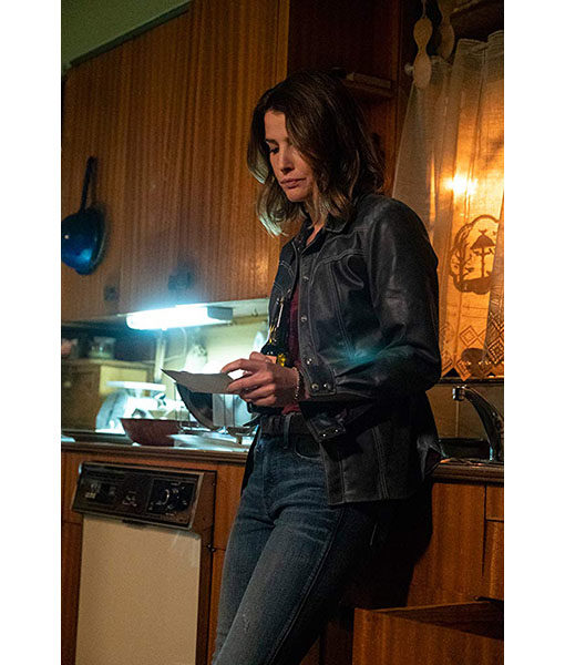 Stumptown Leather Jacket