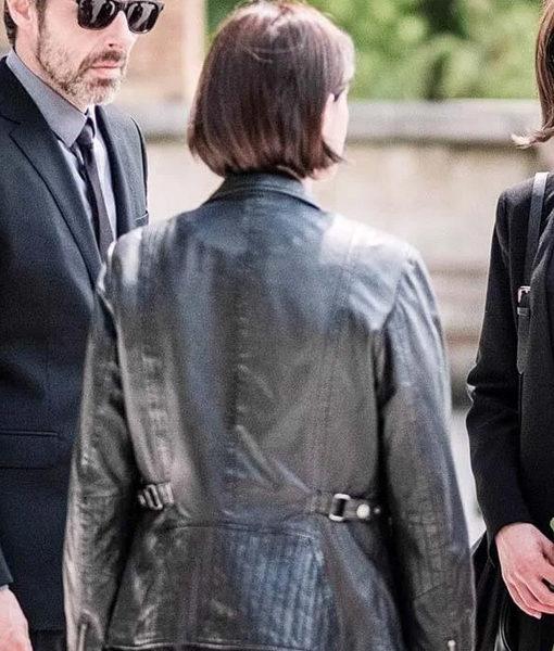 Success Marija Skaricic Leather Jacket