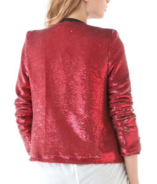Taylor Swift Moto Jacket