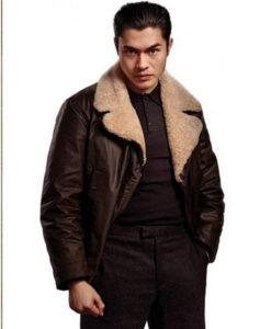 Henry Golding Jacket