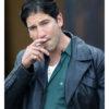 Jon Bernthal Leather Jacket