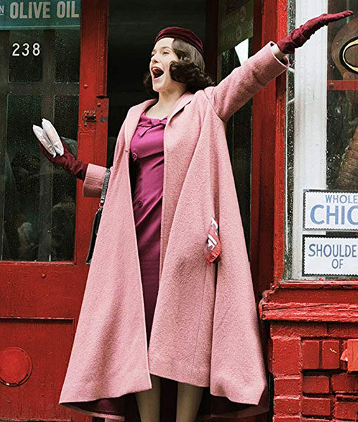 The Marvelous Mrs. Maisel Coat