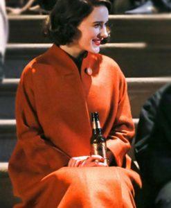 The Marvelous Rachel Brosnahan Coat