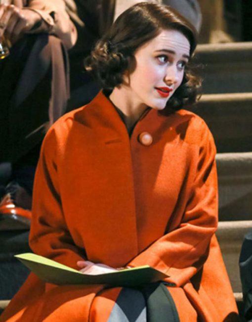 The Marvelous Mrs. Maisel Rachel Brosnahan Coat