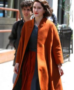 The Marvelous Mrs. Maisel Coat