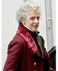 Peter Capaldi Coat