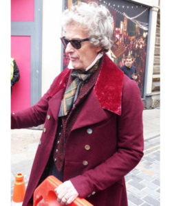 The Personal History of David Copperfield Peter Capaldi Coat