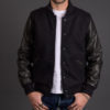 Michael Block Bomber Jacket