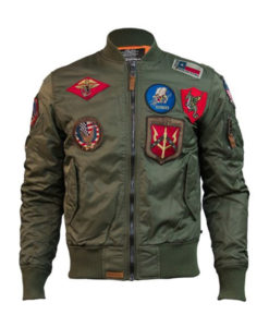 Top Gun Ma-1 Jacket