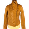 Virgin River Melinda Monroe Leather Jacket Front 1