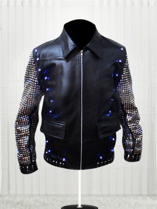Y2J Chris Jericho Light Up Jacket