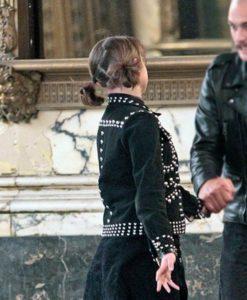 Zazi Studded Jacket