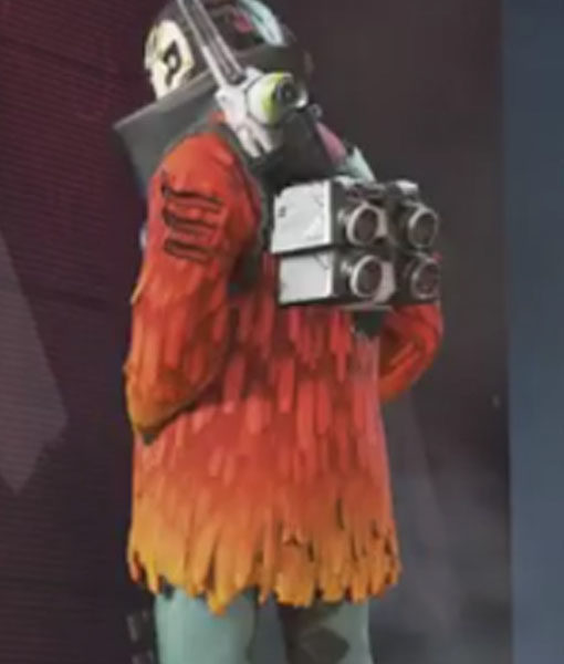 Apex Legends Phoenix Jacket