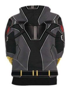 Black Widow Natasha Romanoff 3D Printed Hoodie