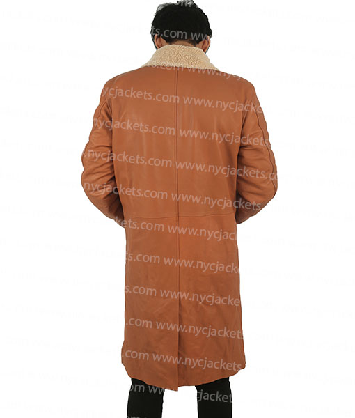 Candyman 2020 Anthony McCoy (Yahya Abdul-Mateen II) Trench Coat
