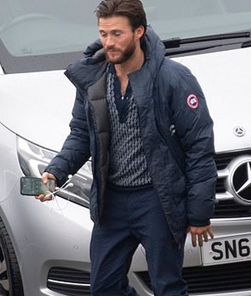 Scott Eastwood Puffer Jacket