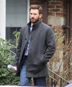 Chris Evans Coat