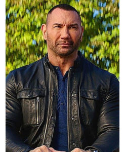 Dave Bautista My Spy JJ Jacket