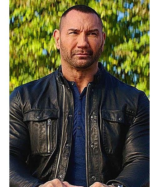 Dave Bautista My Spy JJ Jacket