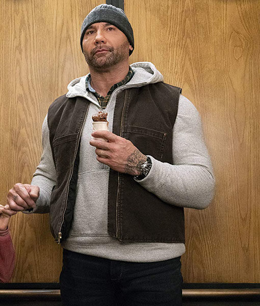 Dave Bautista Vest