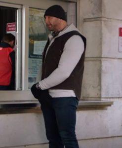 Dave Bautista My Spy Vest