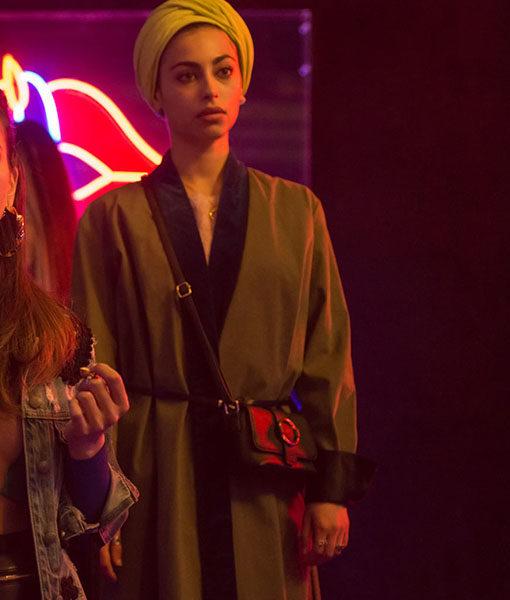Elite S03 Mina El Hammani Coat